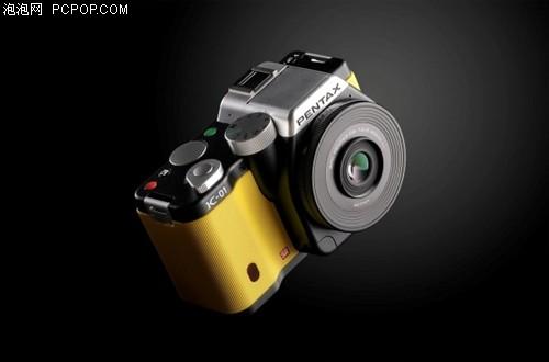 賓得(Pentax)K-01套機(18-55mm)數碼相機