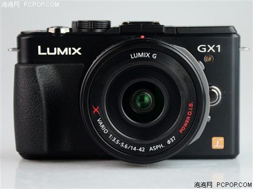 鬆下DMC-GX1套機(X 14-42mm)數碼相機