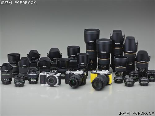 賓得K-01數碼相機