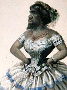 """""""世上最丑女""""去世150年后下葬 曾被唤作""""毛女"""""""