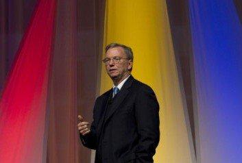 谷歌董事長施密特:擬出售所持40%股票