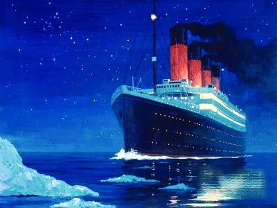 金陵船厂要造泰坦尼克二号预计2016年首航(图)