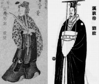 汉哀帝的风流情史:不爱江山偏爱美男