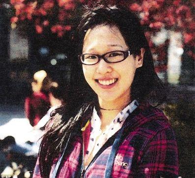 陈尸/21岁的华裔加拿大女孩蓝可儿。...