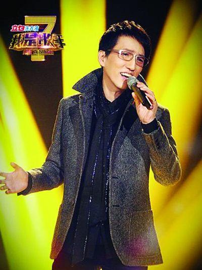 我是歌手林志炫对撼黄绮珊