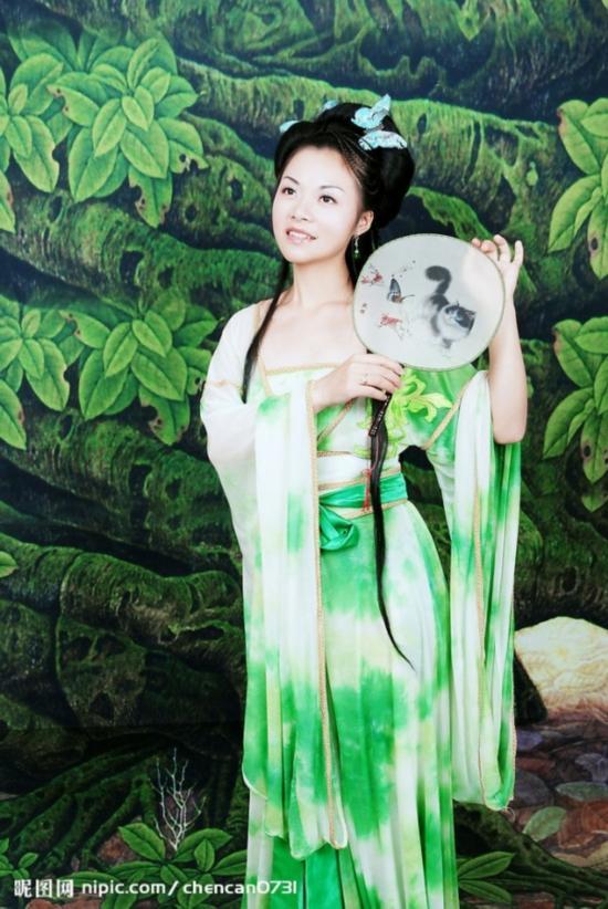 养生:5个中医传统方吃出古代美女体香-广西新闻网图片