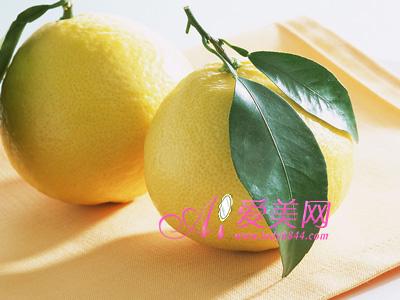 柚子全身是宝 3部位制作减肥食谱轻松排毒