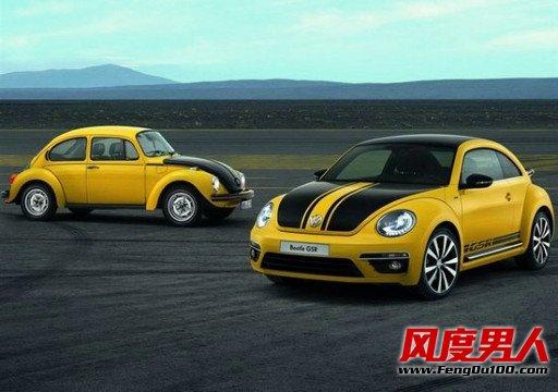013年最型的复古甲壳虫汽车高清图片