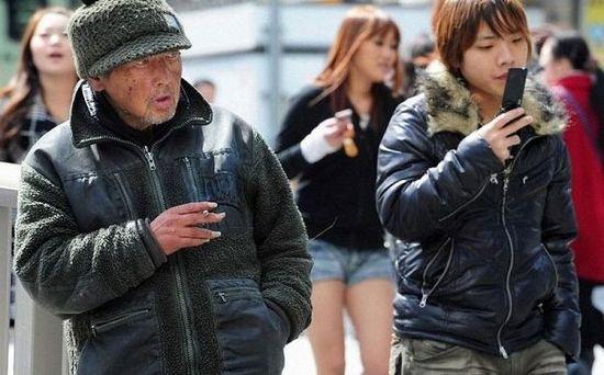这才是真正的日本穷人 够落魄