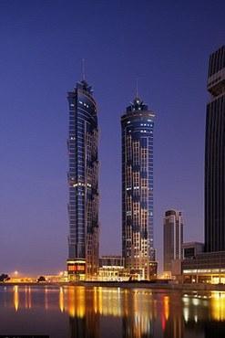 世界最高酒店迪拜开张