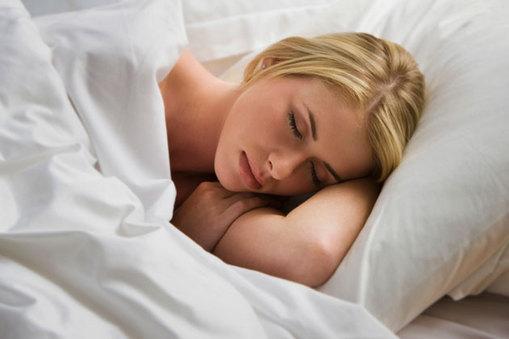 女性养生:22种睡眠方式加速女人衰老图