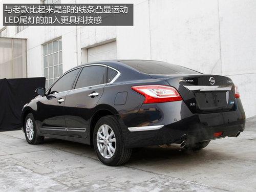 新天籁领衔 2013年热门换代中级车推荐高清图片
