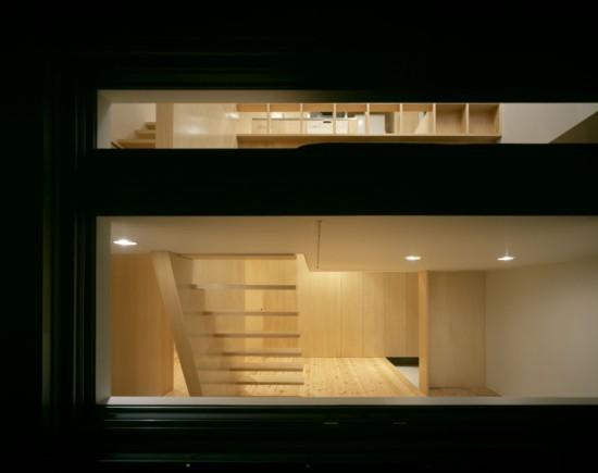 极简主义日式装修 层叠空间巧妙设计【12】