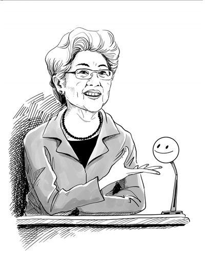 京华时报:傅莹碰头彩绝非偶然(漫画)彩绘男漫画图片