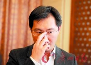 马化腾否认腾讯网是山寨网 喊冤称这是个误解