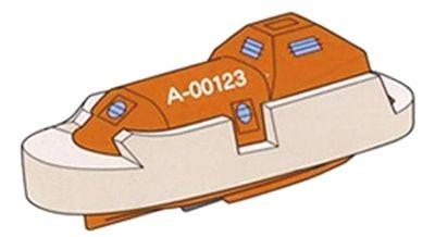 救生舱可乘坐35人。