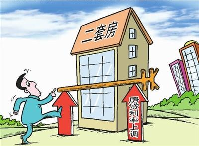 """二套房贷继续收紧 中国楼市又念""""紧箍咒"""" - 月  月 - 阳光月月(看新闻)"""