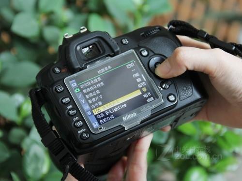尼康 D90 屏幕圖