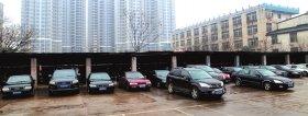 株洲交警一个月查获套牌车15辆 总身价约350万