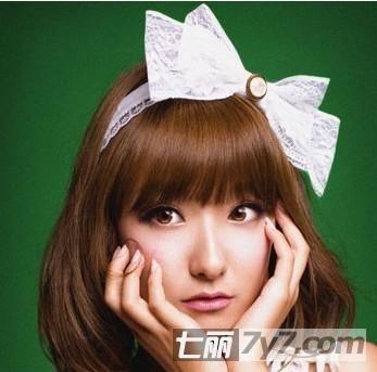 胖脸必备显瘦发型 春季短卷发俏皮时尚范【5】