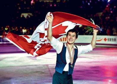 加拿大华裔陈伟群花滑世锦赛3连冠近13年来首见