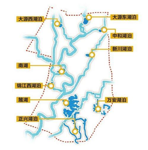 天府新城打造亲水环境 滨湖而居离成都人越来越近图片
