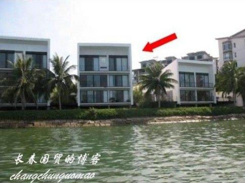 赵本山女儿私生活极度奢侈 气派豪宅如皇宫