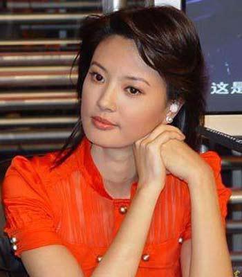 刘芳菲拥有饱满性感的嘴
