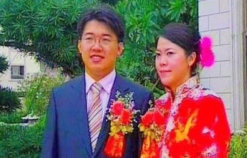 杨惠妍夫妇