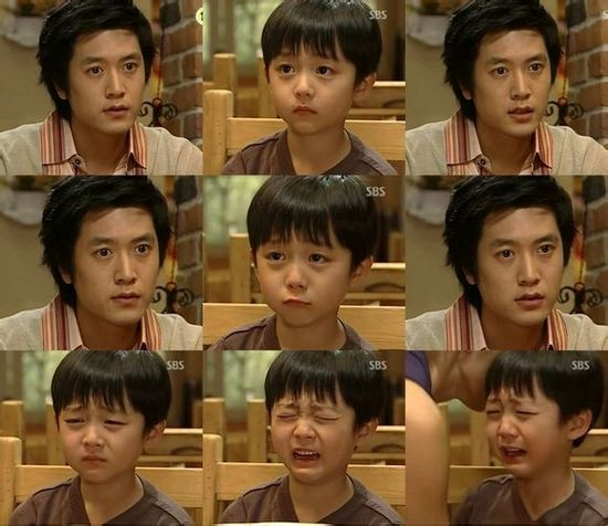 韩剧中可爱的童星力压俊男美女