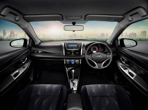 丰田新威驰 1.5L引擎 年底上市高清图片