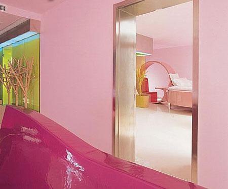 空间 设计 样板间/彩色样板间缤纷家庭梦...