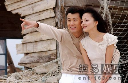 张韶涵 许绍洋《海豚湾恋人》 2003年,因出演《MVP情人》而走红的