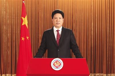 洛桑江村:纪念西藏百万农奴解放54周年讲话--新