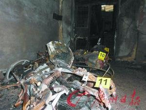 电动车充电起火5人吸入浓烟致死