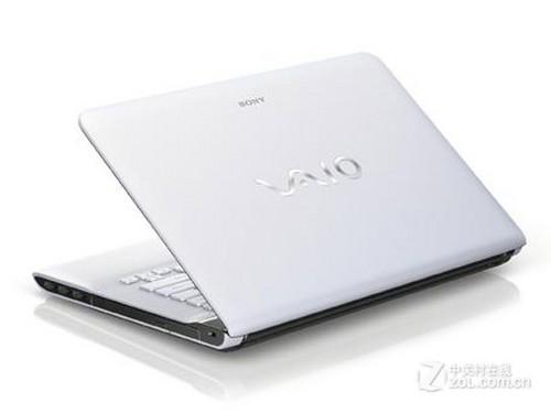 索尼 E14白色 外觀圖