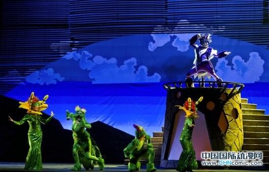 舞台剧《洛克王国大冒险》