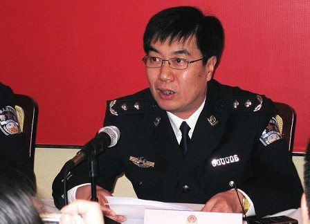 白少康任上海市市长助理、市公安局局长(图/简历)