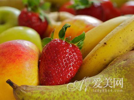 春季减肥吃5种水果 巧吃碱性食物促脂肪代谢