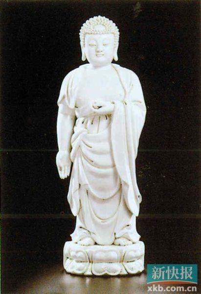 18世纪释迦摩尼佛立像