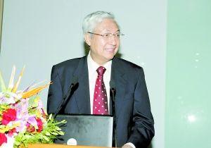 中科院院士、北大前校长许智宏在重大演讲
