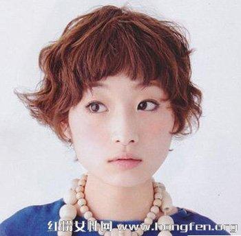 最新日系短发发型 街拍潮人短发发型