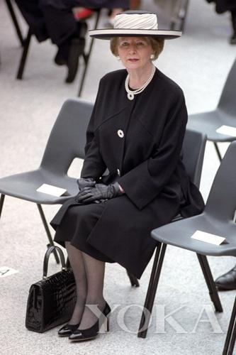 撒切尔夫人着装品味解析 曝其最爱的奢侈品