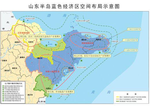 山东半岛 开放蓝海创意未来(改革开放新地标)图片
