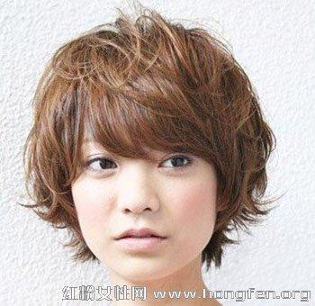 女宝宝个性发型短发发型