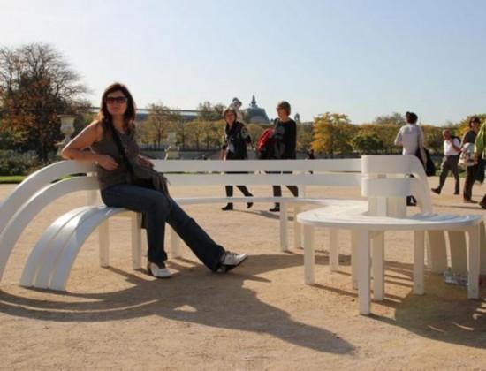 公共长椅的另类设计【11】