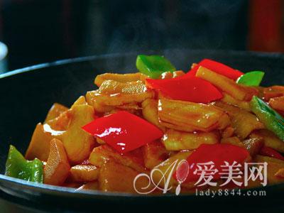 春笋肉质脆嫩纯甜 营养价值异常高