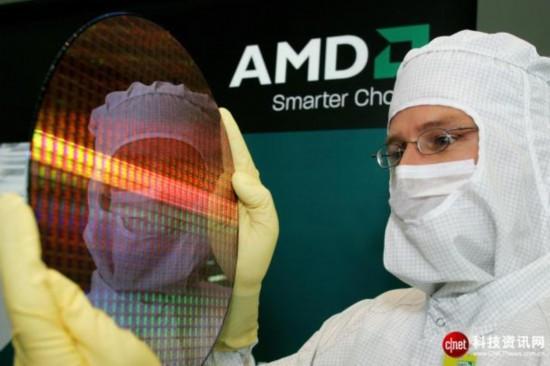 傳前蘋果圖形芯片設計師加盟AMD