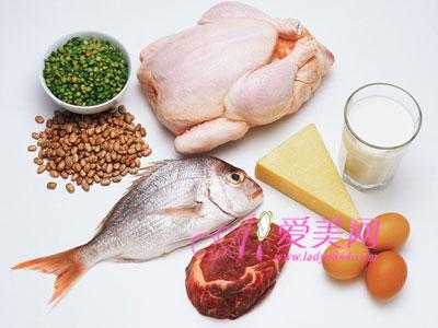 七种食物可有效固发护发 促进头发健康