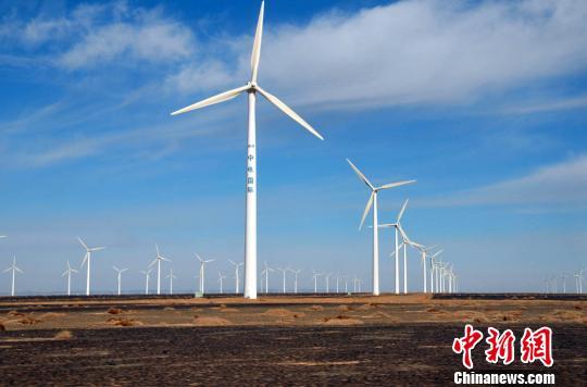 甘肃可再生能源发电400余亿千瓦节约标煤千万吨